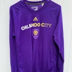 Orlando City Soccer Long Sleeve Tee